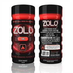 Zolo Fire Cup: Red