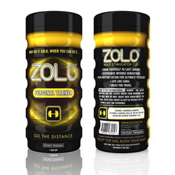 Zolo Personal Trainer Cup: Yellow