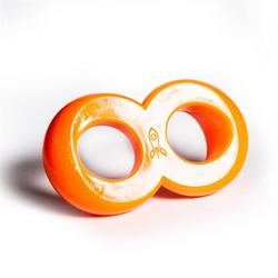 Zizi Cosmic Ring: Orange Fluo