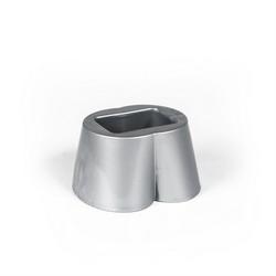 Zizi Radar Ball Stretcher: Silver