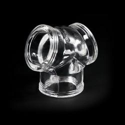 Zizi Megaman Cock Sling: Clear