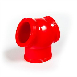 Zizi Megaman Cock Sling: Red