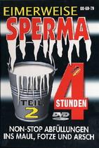 Eimerweise Sperma (4 Hours)