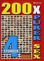 200 x Purer Sex (4 Hours)