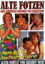 Alte Fotzen: Oma Schroders Geheimes Fick-Kranzchen