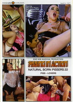Pissing In Action: Natural Born Pissers 22