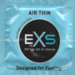 EXS Air Thin Condoms: 62 pack