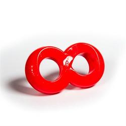 Zizi Cosmic Ring: Red